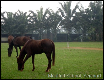 Montfort School, Yercaud