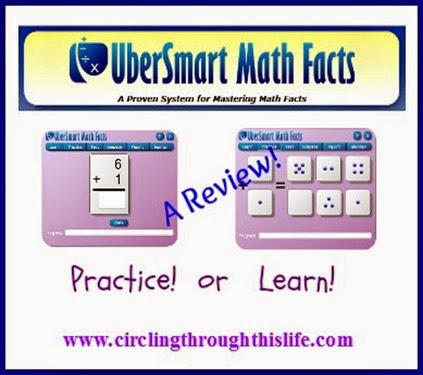 UberSmart Math Facts~ Downloadable Software ~ A Review