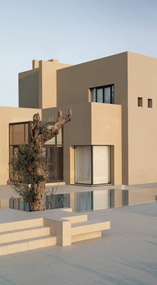 fachada-casa-Abu-Samra-House-Symbiosis-Designs