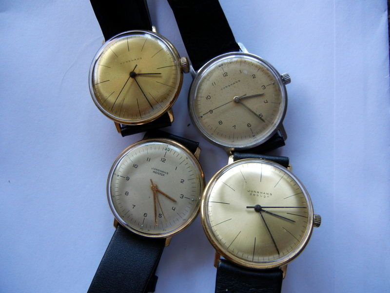 a short guide the original max bill junghans watch design from 1962. Black Bedroom Furniture Sets. Home Design Ideas