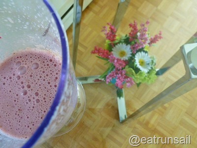Apr 28 pink smoothie 002