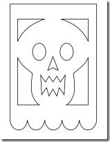 Guirnaldas Papel Picado Halloween
