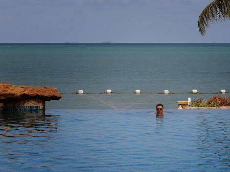 Hotel Sea Sand Sun Pattaya: Infinity pool