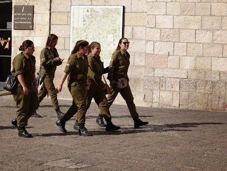 Soldati femei israelience