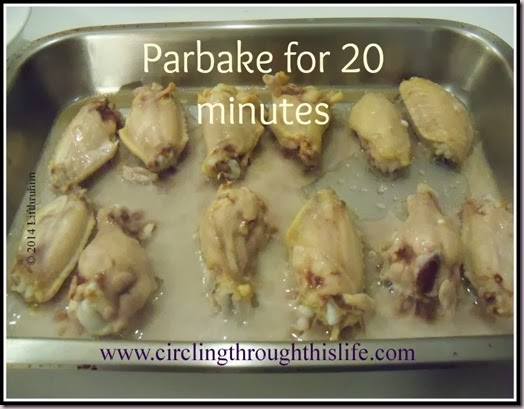 Parbake Chicken www.circlingthroughthislife.com