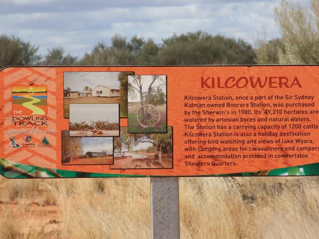 Dowling Track - kilcowera