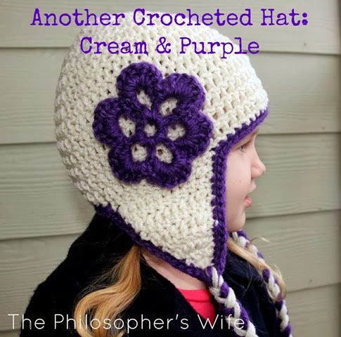 cream and purple hat 1