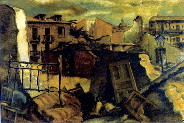 Eduardo Vicente - 12 Barrio Bombardeado. 1937.jpg