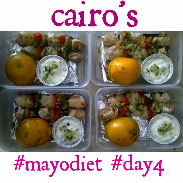 CATERING DIET MAYO
