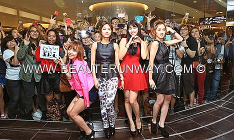 Miss A kpop Suzy, Jia, Min Fei 2013 concert Armani Exchange THE INDEPENDENT SHOWCASE Korea Singapore perform Bad Girl Good Girl, Good Bye Baby, Love Again, Touch, Breathe , M.Net M! Countdown chart , Independent Women Part III