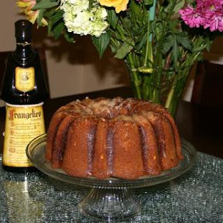 Frangelico Rum Cake