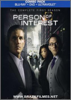 Download Person of Interest 1ª Temporada BluRay 720p Dual Audio