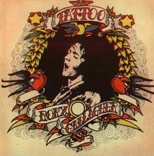 Rory Gallagher Tattoo