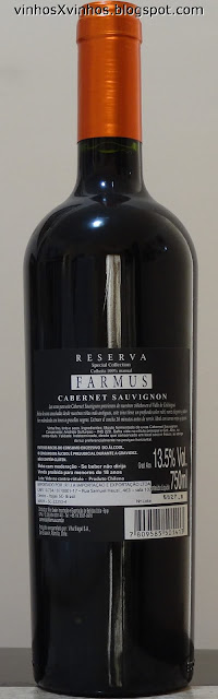 Vinho Farmus