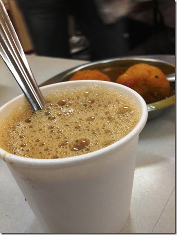 filter coffee at swagat