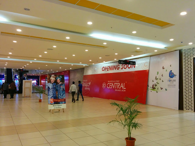 Mangalore Central coming soon in Forum Mall, Mangalore