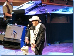 9695 Nashville, Tennessee - Grand Ole Opry radio show - Jimmy C. Newman