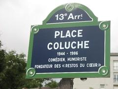 place Coluche