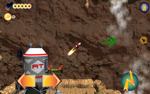 Rocket Thruster