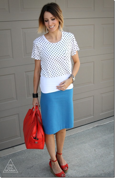 polka-dot-crop-top-pencil-skirt1