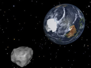 Near-miss 150-foot-wide asteroid to dart past Earth