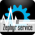 SenseView BT Zephyr Sensor icon