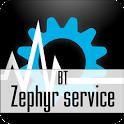 SenseView BT Zephyr Sensor icon