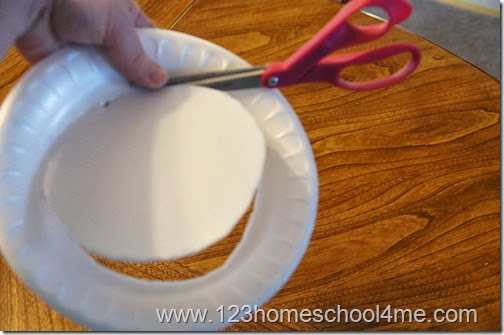 Paper Plate Craft for Presidents Day