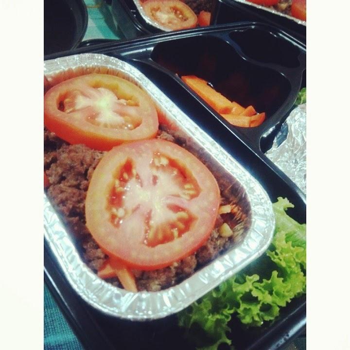 Jasa Catering Diet di Banten