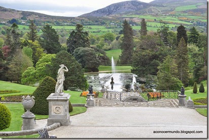 Powerscourt. Jardines italianos - DSC_0014
