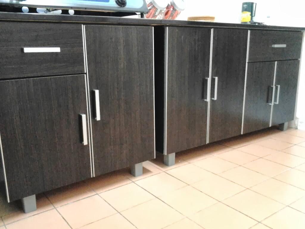 Alhamdulillah Buat Tara Ni Hanya Kabinet Dapur Yang Simple Aje Termampu Sebenarnya 2 Y Berasingan