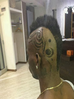 Check Out Mario Balotelli's New Hair Style 1