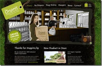 Supermercado orgánico