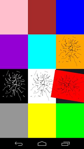 Recognize colors