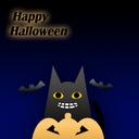 Halloween Black Cat Widget APK