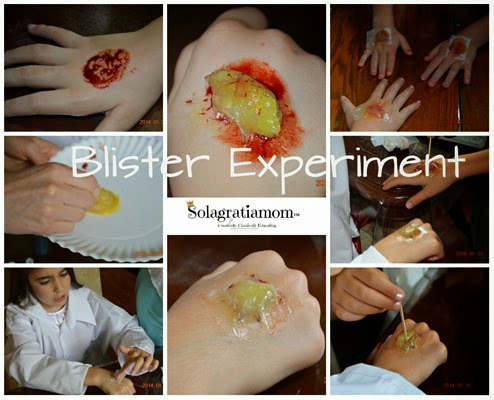 Blister Experiment