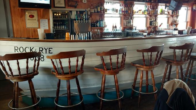 Oyster Creek Inn Restaurant And Boat Bar