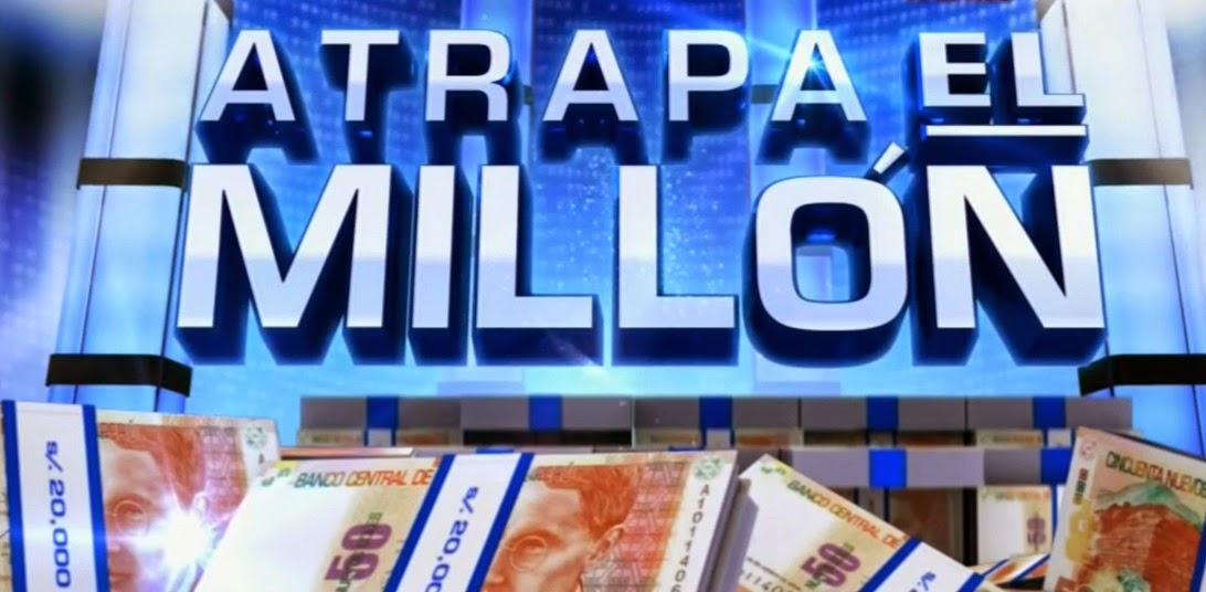 Atrapa el Millón HD programa 21-09-14