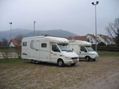 Camperplek Oberkirch