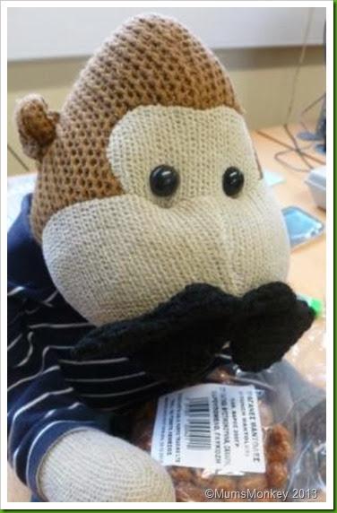 Mums Monkey Movember Munchies
