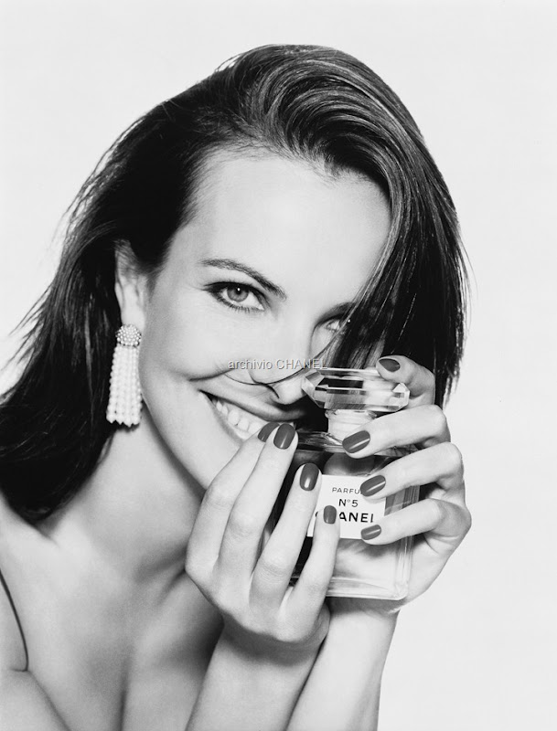 1996 Carole Bouquet by Patrick Demarchelier
