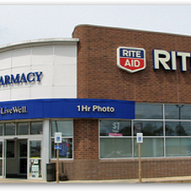 Rite-Aid to Buy Envision Pharmacy Benefit Manager–Big Drug Store Chains Benefit From the Massive Dollar Amounts PBMs Produce Plus The Added Data Selling For Profit That Goes With It..