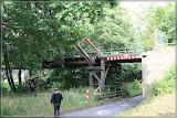alte Eisenbahnbrücke