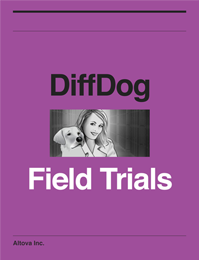 DiffDog Field Trials e-book cover image