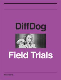 DiffDog Field Trials e-book cover image
