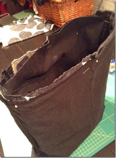 S h a m u Just for fun!: DIY: Hvordan vrengsy en veske med