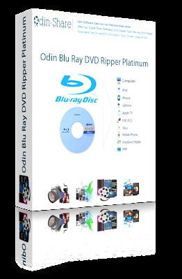 Odin DVD Ripper v.9.8.4 [convertidor de DVD Profesional & rippea películas] - Descargar Gratis