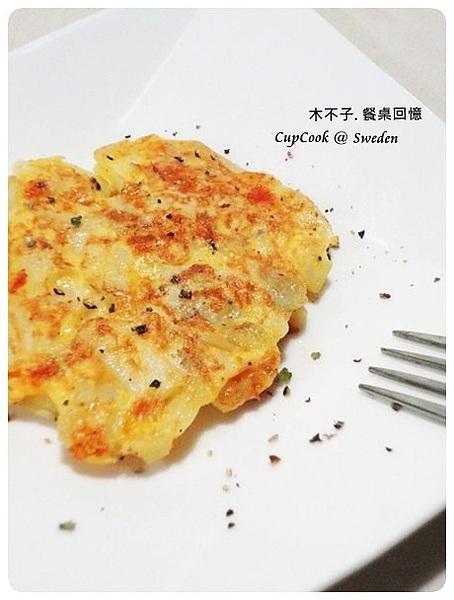 起司馬鈴薯煎餅 potato hash 成品 (6)