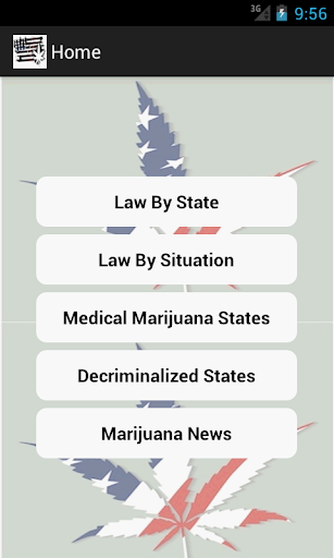 US Marijuana Laws by State