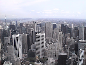 138 - Midtown desde el Empire State Building.JPG